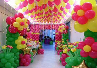 balloon-decoration-for-entrance